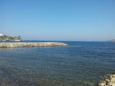 denizin berraklığı