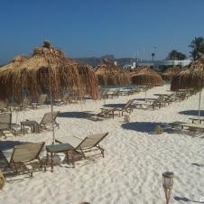 Marina girişinde ki Beach - 2012 tasarımı