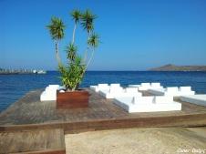 Marina girişinde ki Beach - 2013 tasarımı