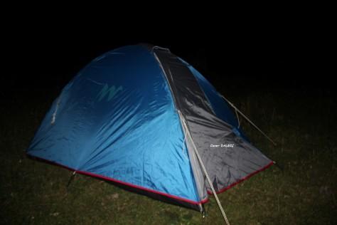 Benim çadırım