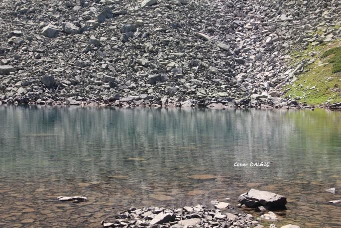 Su sıkıntısı çekmedik, bulduğumuz her suyu içtik :)